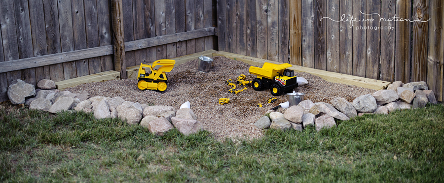 diy fun backyard dig zone for kids