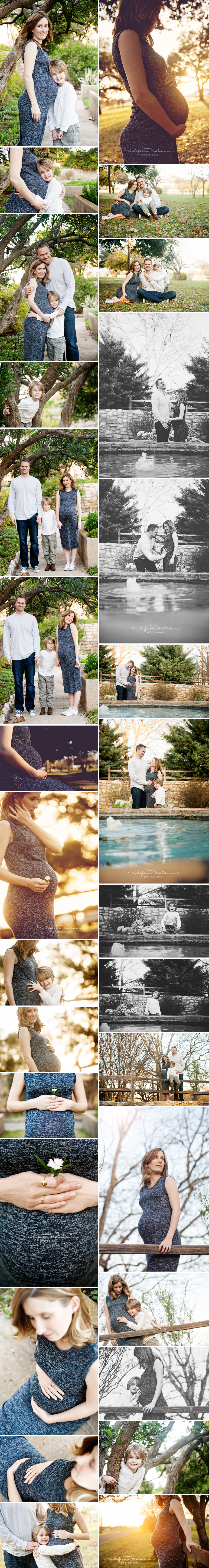 pregnancy maternity photographers in austin