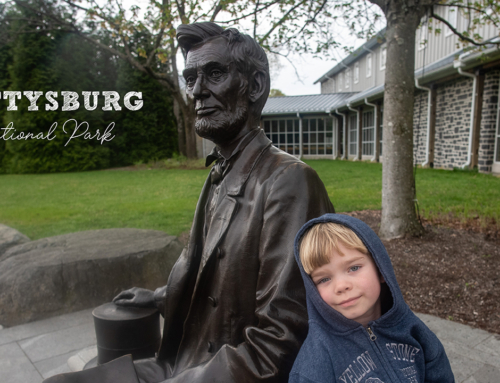Gettysburg National Military Park – Gettysburg Address | Full time RV Travel Family