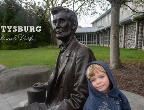 Gettysburg National Military Park – Gettysburg Address | Full time RV Travel Family