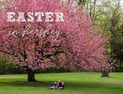 Easter, Ticks and Jump Ropes in Hershey, Pennsylvania | Full time RV Family