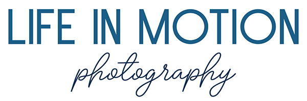 Life In Motion Photography Logo