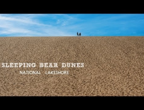 Hiking (fail) at Sleeping Bear Dunes | Full Time RV Family