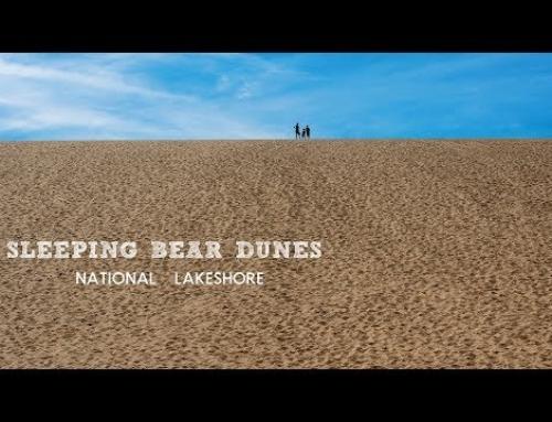 Hiking (fail) at Sleeping Bear Dunes | Full Time RV Family