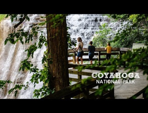 Cuyahoga Valley National Park & Catching Fireflies | Full Time RV Family