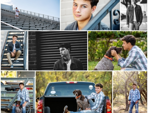 Austin is a Senior! | Texas Senior Photographer
