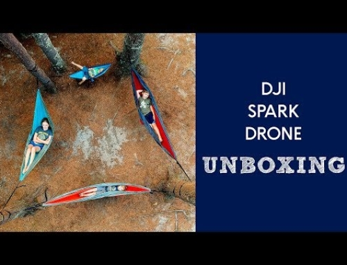 DJI SPARK DRONE UNBOXING | REVIEW | FIRST FLIGHT