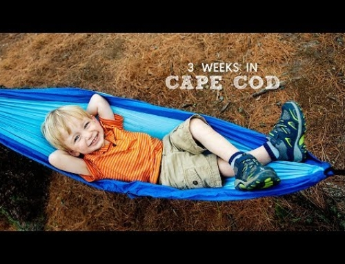 We fell in love with Cape Cod | Full Time RV Family