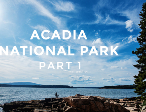 Acadia National Park Adventures Part 1 – Fulltime RV Family