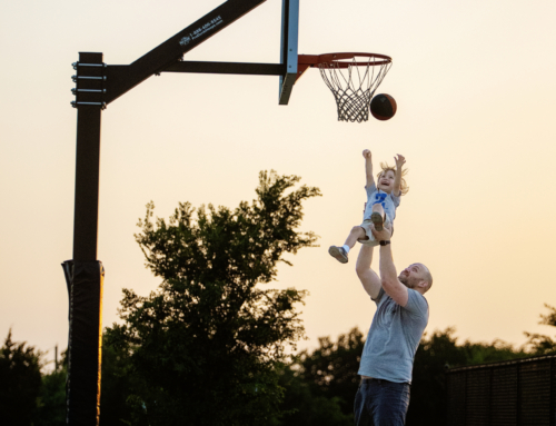 365 Project:  Shooting Hoops