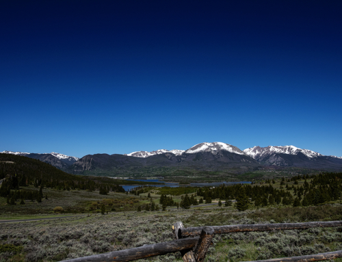 Lowry Campground in Dillon, Colorado