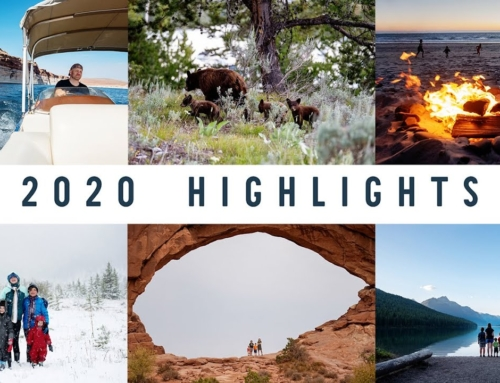 2020 Fulltime RV Travel Highlights