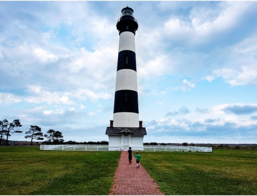 Bodie Lighthouse, Nags Head, North Carolina